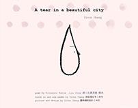 Zine | A tear in a beautiful city