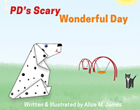 Children's Book: PD's Scary Wonderful Day