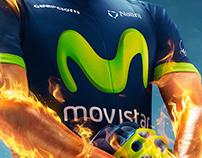 Movistar Team - 2015 Concept