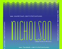Making Music Visual | NICHOLSON