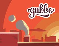 GUBBO | Logotipo e ilustrações