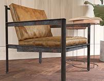 Heerenhuis Cargo Lounge chair