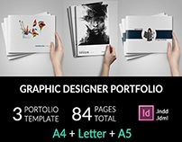 Portfolio Template Bundle 01
