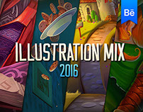 Illustration Mix 2016