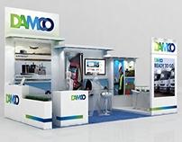 Stand Damco 2014 - Panamá