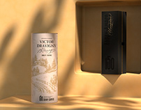 Abrau Durso — 150th Anniversary Packaging