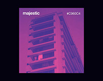 Majestic Casual´s Milk by StarRo (Album cover)