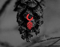 Fearless Pinecone // Branding