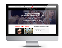 Entrepreneurs Auction Website
