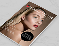 Magazine about Make up Artist Programme