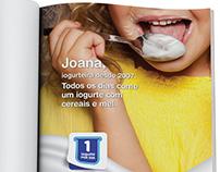 Danone | Programa 1 iogurte por dia (new business)