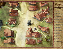 Forgotten Realms Battlemap