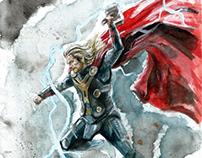 Marvel Inspired