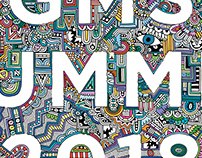 Facebook GMS Summit Mural Design