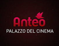 Anteo Palazzo Del Cinema Logo Animation