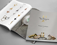 The Penguin | Product Shooting and Catalogue Design