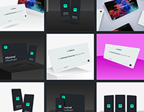 Simple Mockups: Animated & 3D