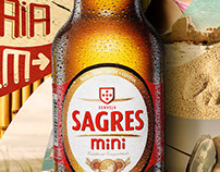 SAGRES BEER PORTUGAL