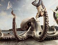 OCEANARIO AQUARIUM - CAMPAIGN