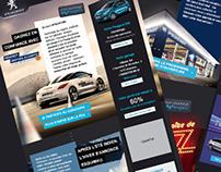 Peugeot - Newsletter