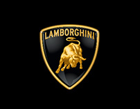 Newsletters for Lamborghini official e-commerce store