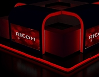 Support Printer Showroom -Ricoh -