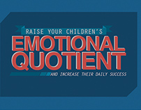 """Improve Your Children's EQ"" Social Campaign"