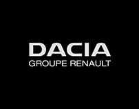 Dacia lancement nouvelle gamme