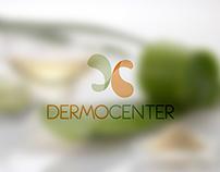 Rebranding de logotipo Dermocenter