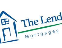 The Lending Place corporate logo
