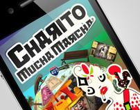 IPhone App  - Charito around the world