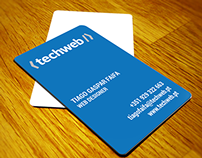 Logotipo - Techweb