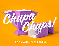 CHUPA CHUPS - PACKAGING DESIGN