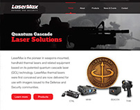 LaserMax Defense Website
