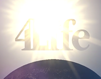 4Life Front Cover Design