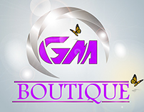 Logo GM BOUTIQUE