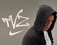 Carlitos Tevez | Nike | Branding