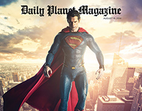 Superman (Daily Planet Magazine)