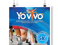Yo VIVO - Carrera 5K
