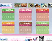 Calendario corporativo 2014