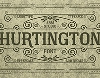 Hurtington Font