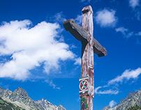 High Tatras B&W and Color
