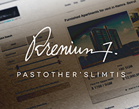 Premium Seven - Real Estate Website
