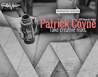 Patrick Coyne Quote 3