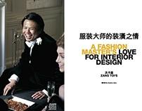 YUE Magazine - Zang Toi Feature