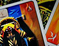 Aztec Cards