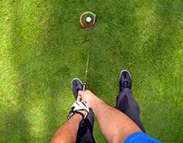 LAB - Golf HUD (Motion + Animation + VFX + SFX)