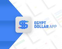 Egypt Dollars Mobile Application