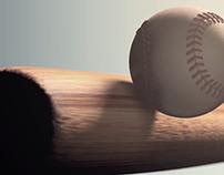 LAB - MLB Bumper (Animation + VFX + SFX)