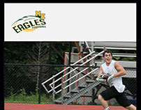 Golden Eagles Football Website